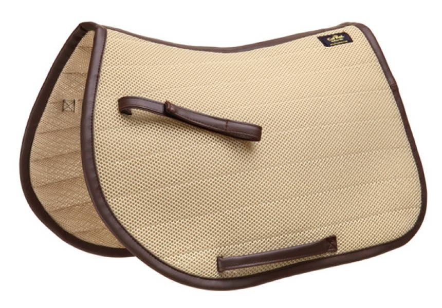 Cal Rei Jumping Saddle Pad