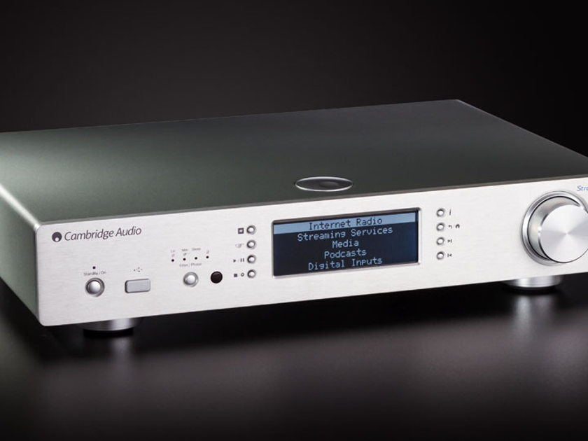 Cambridge Audio Stream Magic 6 Dac Upsampler and preamp