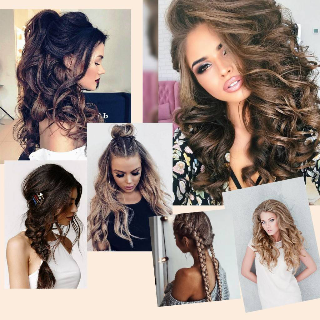 Hair extension hairstyles for club
