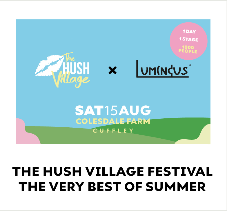 The Hush Village Festival - The Very Best of Summer