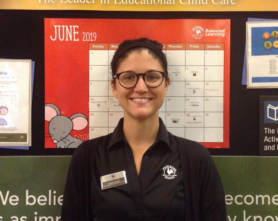 Ms. Chelsea Hinshaw , Pre-Kindergarten Teacher