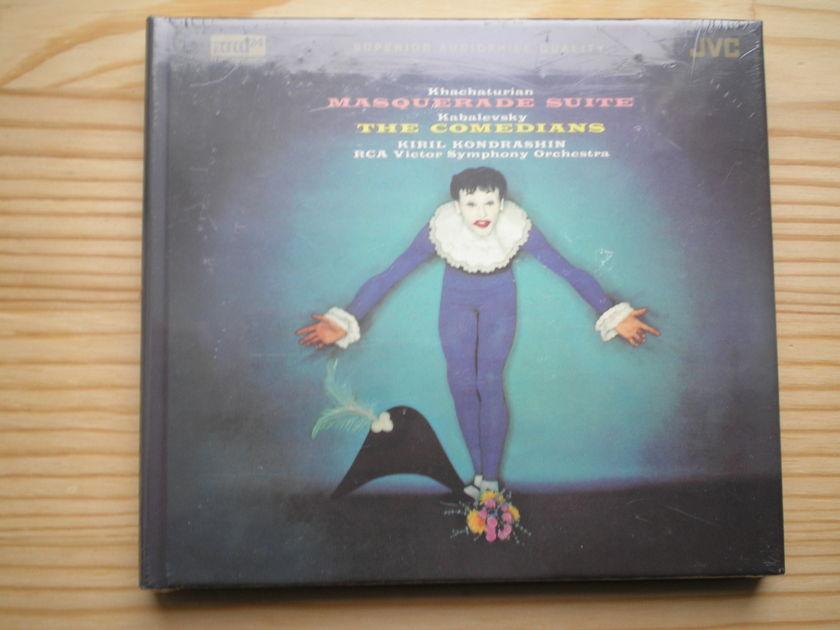 RCA Victor Symphony orchestra - Khachaturian & Kabalevsky XRCD