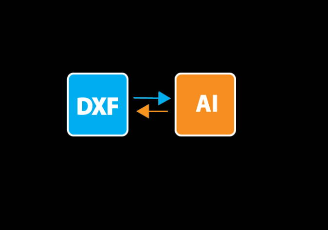 DXF To Illustrator File Converting Services
