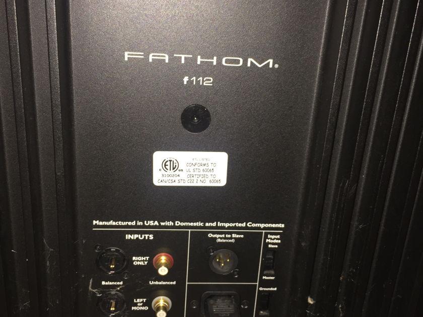 JL Audio Fathom 112