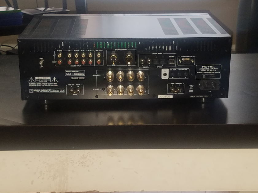 Rotel RA1570 INTEGRATED