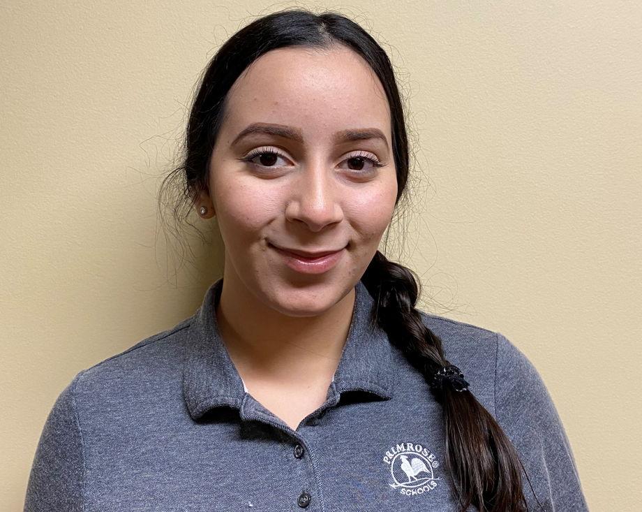 Ms. Greycheld Garcia Gonzalez , Infant Support Teacher