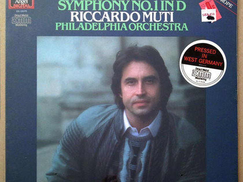 Sealed/EMI/Riccardo Muti/Mahler - Symphony No.1 / Pressed in Germany