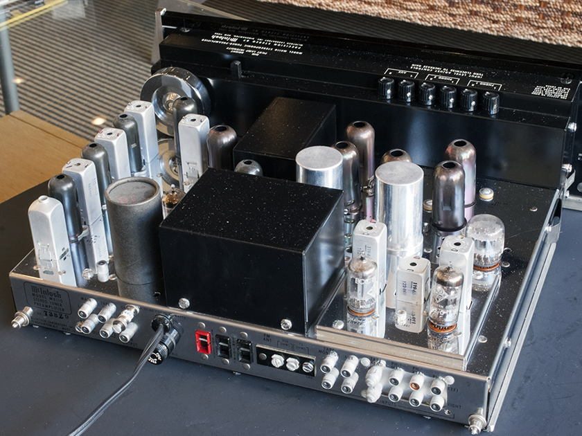 McIntosh MX-110 Classic Tube Tuner\Preamplifier