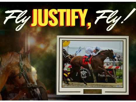Fly Justify, Fly!