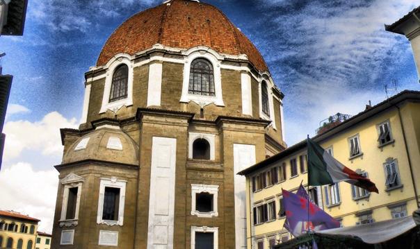 Обзорная по Флоренции. Почему?