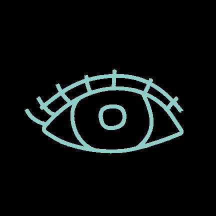 Projecteur Tikino lumière douce pour les yeux