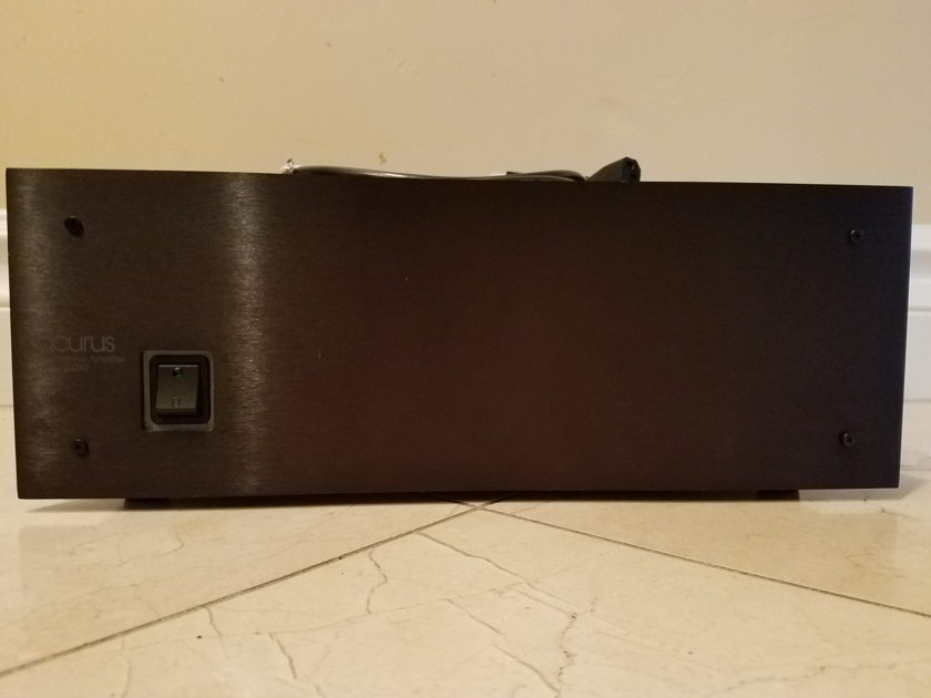 Acurus 200x3 Three Channel Amplifier