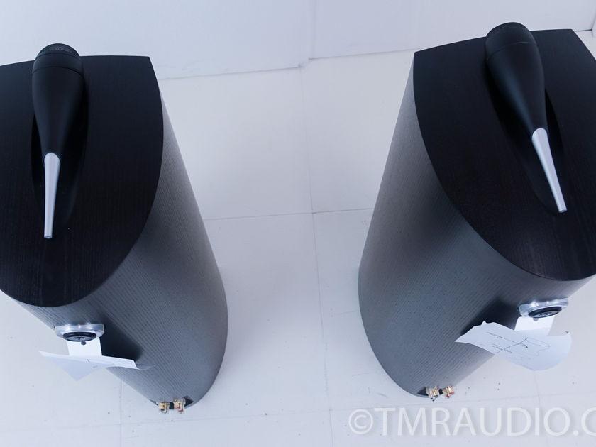 B&W  Nautilus 804 Floorstanding Speakers; Pair; Black Ash (9354)