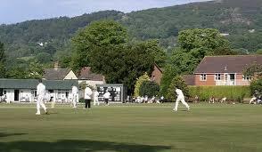 Colwall Cricket Club Logo