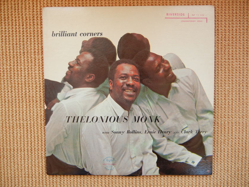 Monk - Brilliant Corners Riverside RLP 12-226