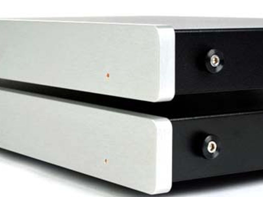 SUTHERLAND DUO, 2 Chassis Dual Mono Solid State for Ultimate Performance  of TUBE Like Sound: Natural and Full Bodied. FREE SHIP!