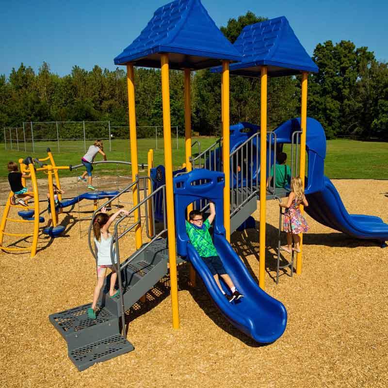 School Playground Structure