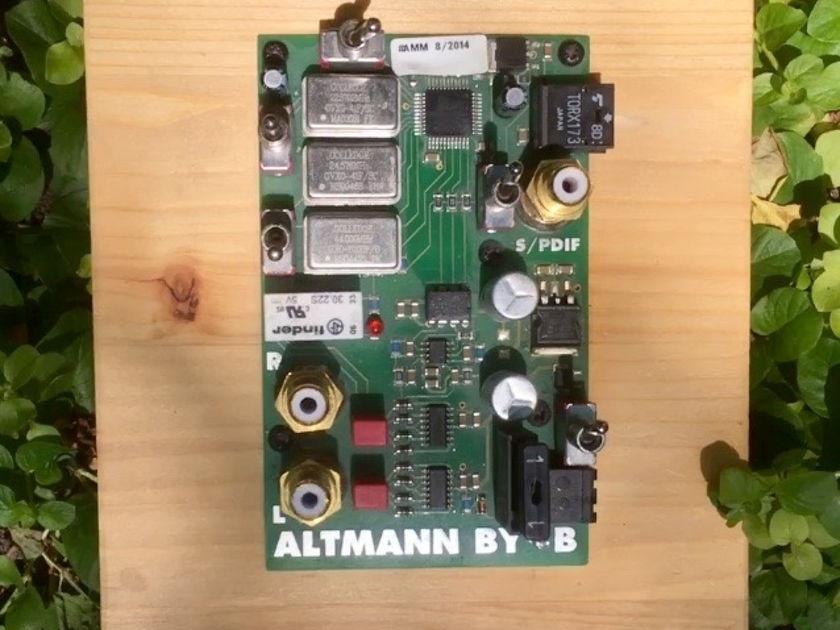 Altmann Micro Machines Attraction DAC