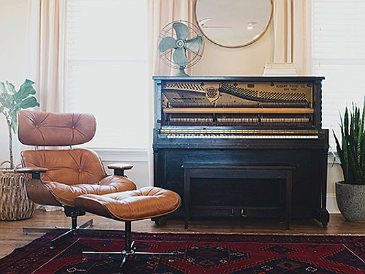 Costa Adeje - Looking to create a fabulous home music room? Check out our top interior design tips: