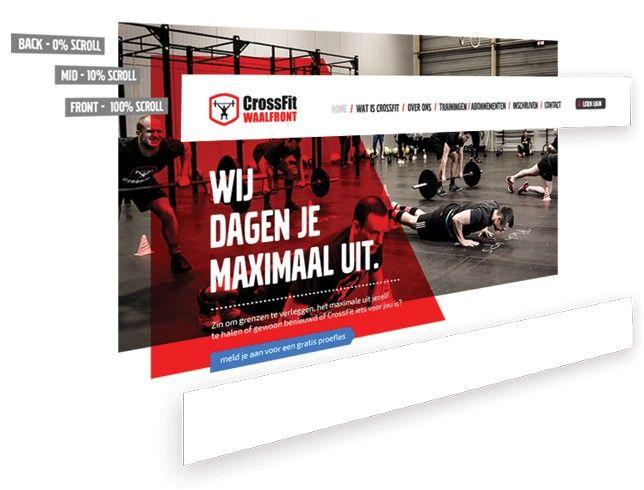 CrossFit Waalfront - 4. de uitwerking