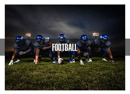 Custom football uniforms