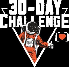 Flarespace 30 Day Challenge Logo