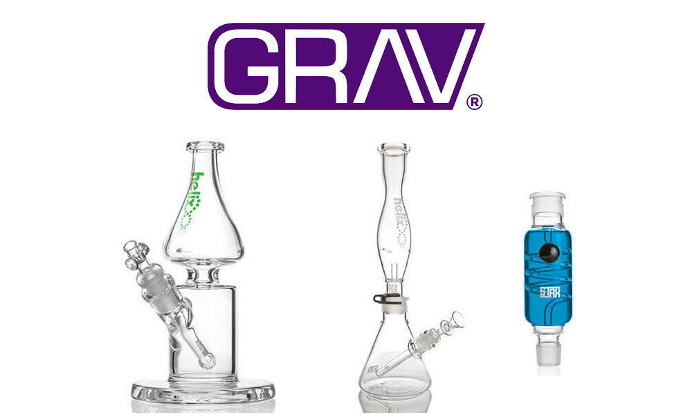 GRAV Labs Bongs