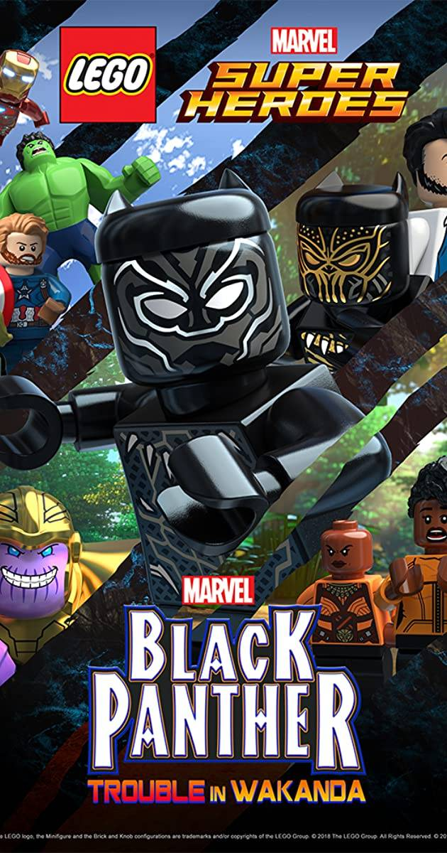 LEGO Marvel Black Panther: Trouble in Wakanda