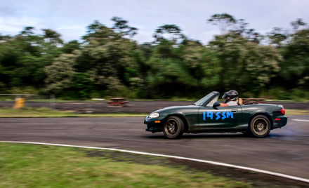 Hawaii Island SCCA Solo Test & Tune,and Awards Ban