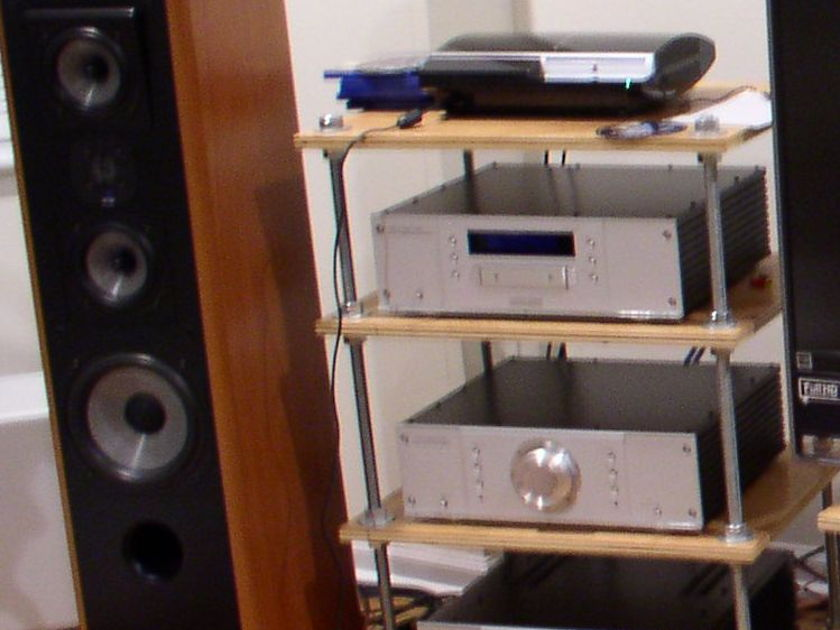 Musical Fidelity A-308cr amp Hi-Fi Choice Product of the Year