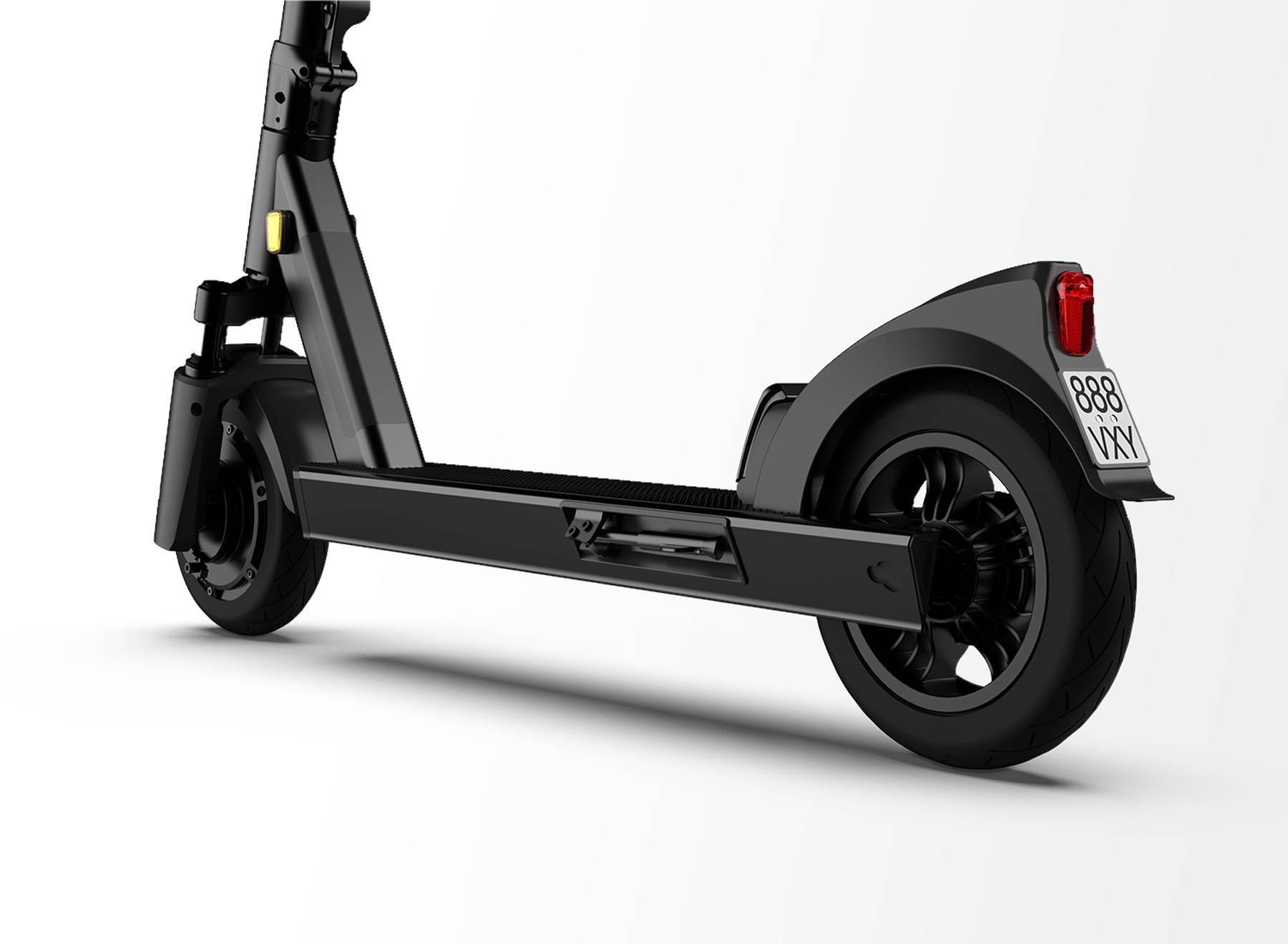 okai-es200-escooter-back-wheel-deck-kickstand