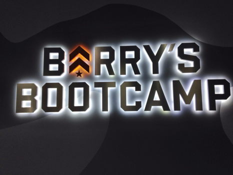 Five Class Pack to Barry's Bootcamp