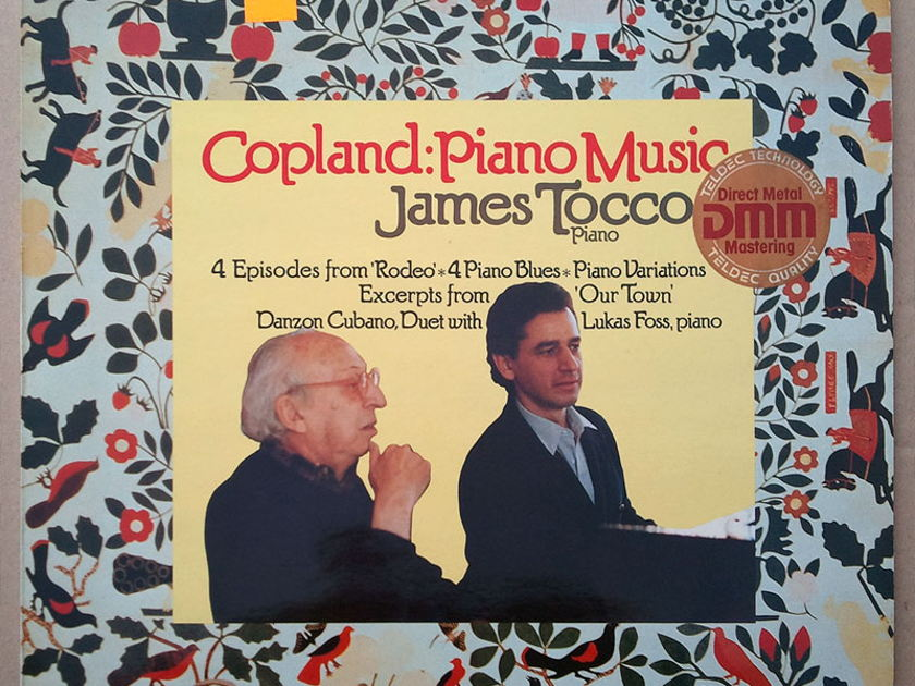 Pro Arte/James Tocco/Copland - Piano Music