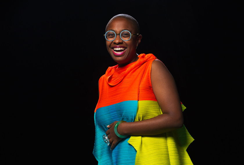 Power to the People! Cécile McLorin Salvant – Ogresse artwork