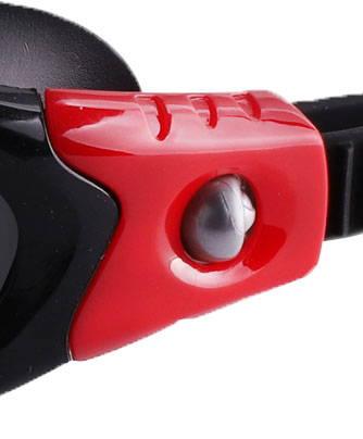 Vorgee Swim goggle quick fit strap system