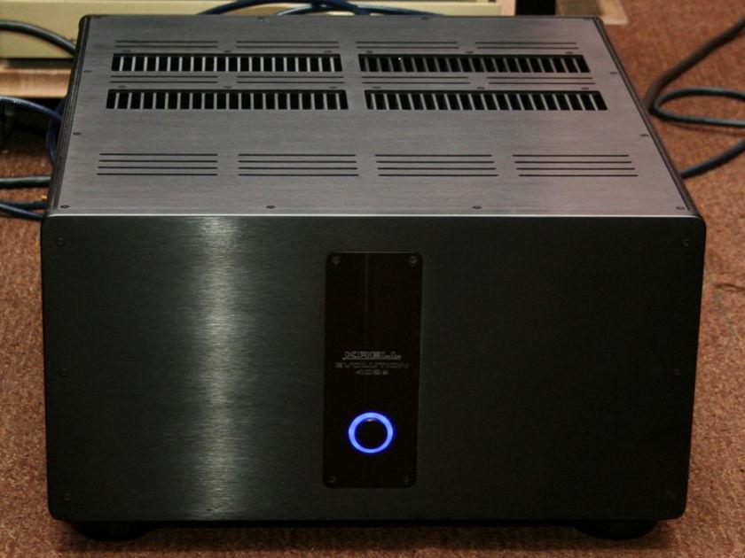 Krell Evolution 402e Flagship Stereo Power Amplifier