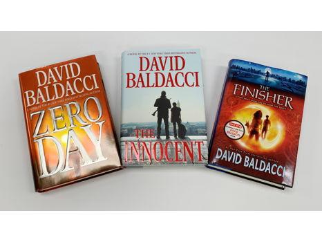 Baldacci Books