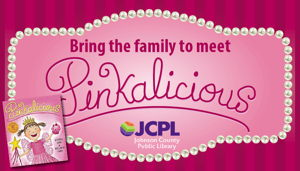 Image for Meet Pinkalicious