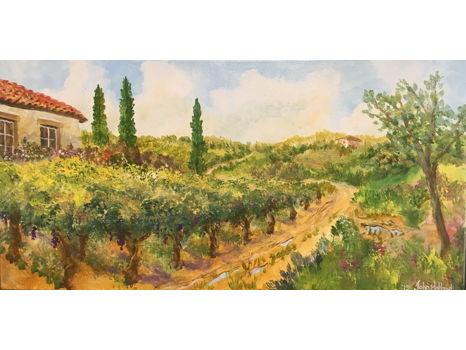 """Tuscan Serenity"""