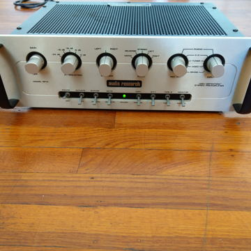 Stereo Preamplifier