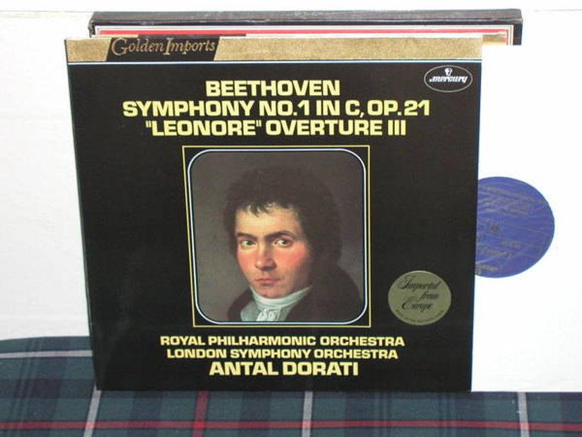 Dorati/RPO - Beethoven No.1 in C Mercury Golden Imports