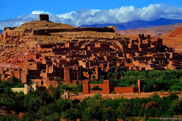 Обзорная экскурсия по Марракешу и его окрестностям (берберская деревня и другое)
