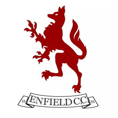 Enfield Cricket Club Logo