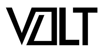 VOLT Bikes logo. VOLT electric Bikes brand label. best electric bike brand in Australia. Australia's favourite electric bikes.