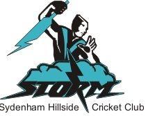 Sydenham Hillside Cricket Club Logo