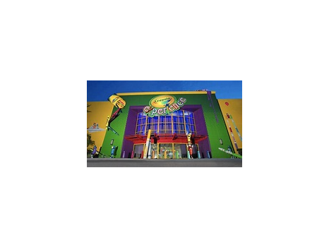 Two Tickets to Crayola Experience in Orlando