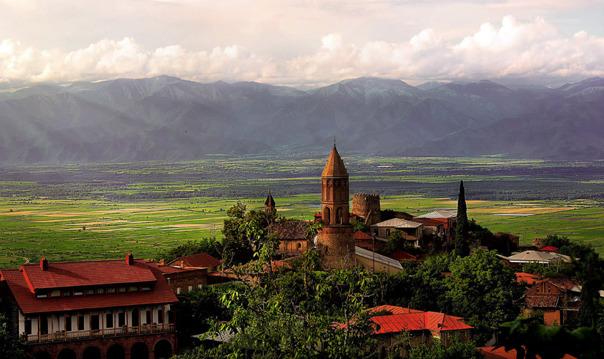 Кахетия — винный регион Грузии