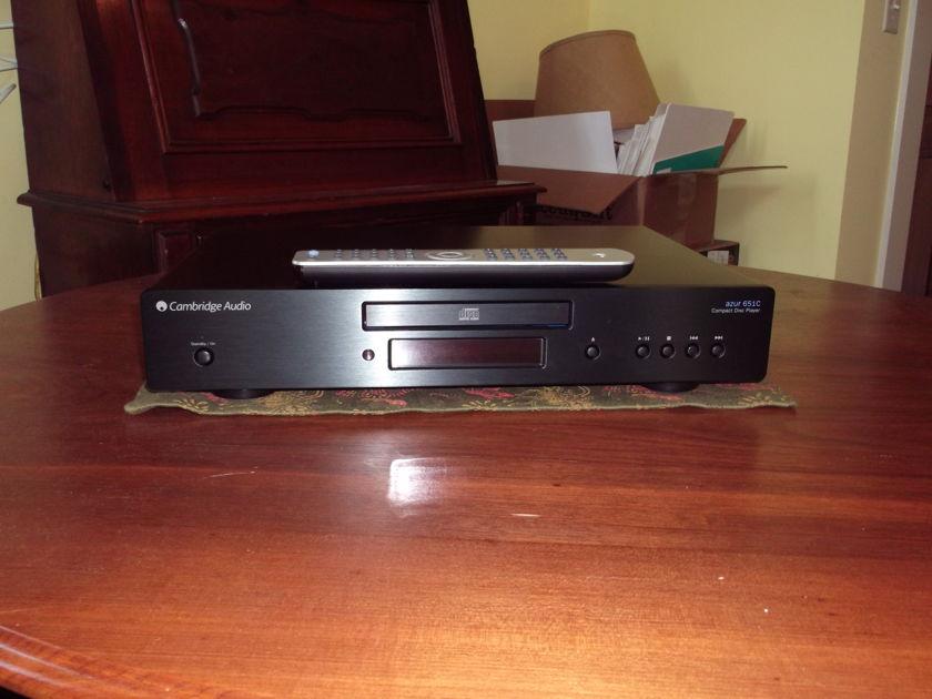 Cambridge Audio Azur 651C CD Player