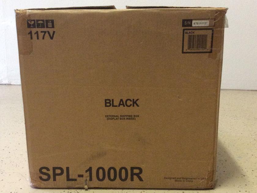 Velodyne SPL-1000r Black Subwoofer