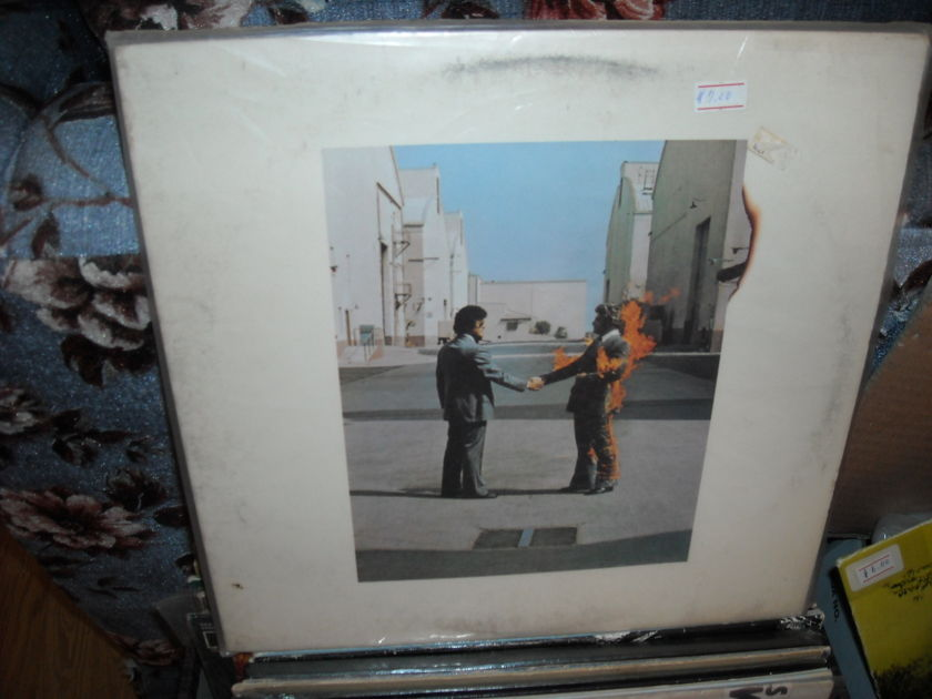 Pink floyd - Wish You Were Here columbia  lp (c)